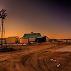 Ranch Colorado by Melinda Kerr