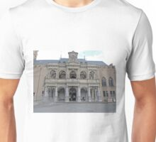 14th Century Loggia, Town Hall, Cologne, Germany Unisex T-Shirt