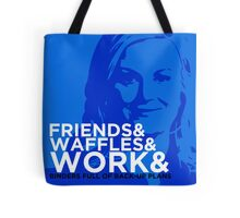 Knope And Tote Bag