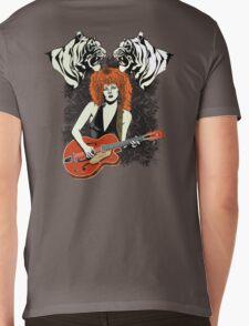 Poison Ivy Mens V-Neck T-Shirt