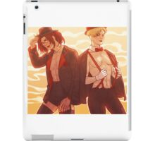 Who's the boss now? iPad Case/Skin