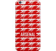 Arsenal Tile  iPhone Case/Skin