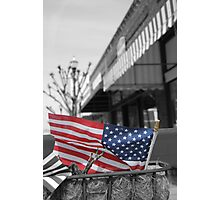 Small Town America Photographic Print