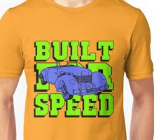 CONVERTIBLE-BUILT FOR SPEED Unisex T-Shirt
