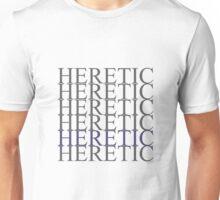 Heretic Blues Unisex T-Shirt