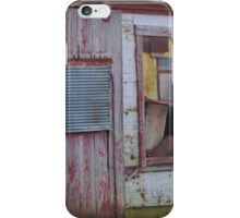 Abandoned in primary colors iPhone Case/Skin