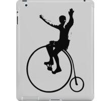No Handlebars iPad Case/Skin