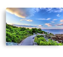 Marginal Way Canvas Print