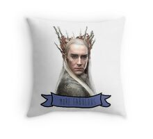 Less Wise More Fabulous Throw Pillow