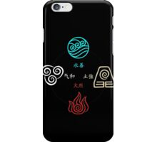 Avatar Cycle iPhone Case/Skin