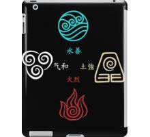 Avatar Cycle iPad Case/Skin