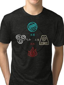 Avatar Cycle Tri-blend T-Shirt