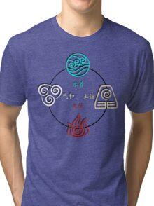 Avatar Cycle Tri-blend T-Shirt