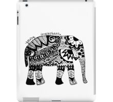You're Irrelephant iPad Case/Skin
