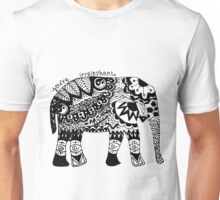 You're Irrelephant Unisex T-Shirt