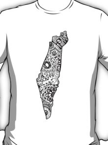 Israel Zentangle T-Shirt