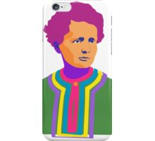 Curie iPhone Case/Skin