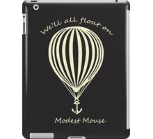 Modest Mouse Float on With Balloon iPad Case/Skin