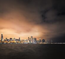 City of the Big Shoulders by zl-photography