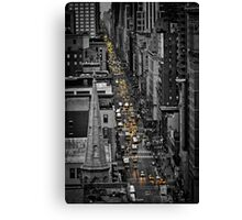 Electric Avenue Canvas Print
