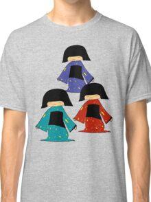 3 Japanese Girls Classic T-Shirt