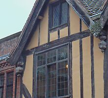 York's Merchant Adventurers' Hall by AARDVARK