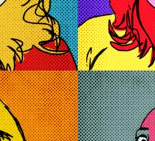 Miranda Sings Warhol Sticker