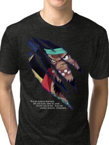 Blackbeard a.k.a. Marshall d Teach Tri-blend T-Shirt