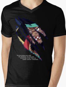 Blackbeard a.k.a. Marshall d Teach Mens V-Neck T-Shirt