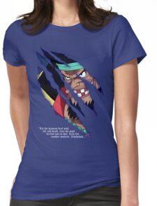 Blackbeard a.k.a. Marshall d Teach Womens Fitted T-Shirt