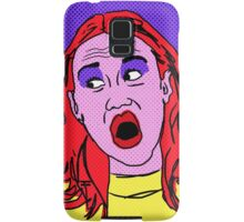 Miranda Sings Warhol 2 Samsung Galaxy Case/Skin