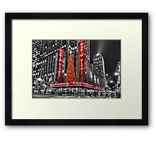 Music City Framed Print