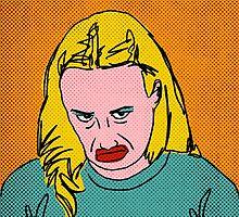 Miranda Sings Warhol 3 by mikebone