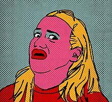 Miranda Sings Warhol 4 by mikebone