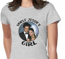 Uncle Jessie's Girl - Rebecca Womens Fitted T-Shirt