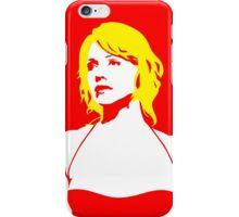 Cylon babe 6 iPhone Case/Skin