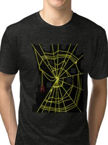 spiderweb Tri-blend T-Shirt