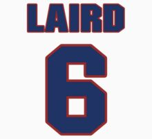 National baseball player Gerald Laird jersey 6 by imsport