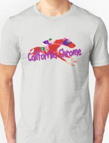 Fun California Chrome (Preakness) Unisex T-Shirt