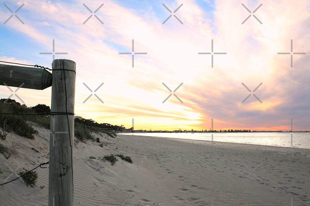 Sunset Fire by CKImagery