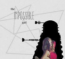 the impossible girl, oswin oswald by infinite-tardis