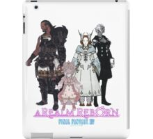 Leaders of Eorzea - Final Fantasy XIV: A Realm Reborn iPad Case/Skin