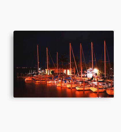 We Only Get Better One by One Canvas Print