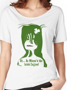 Where's the Irish Coffee? Women's Relaxed Fit T-Shirt