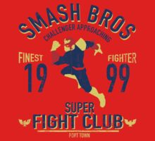 Port town Fighter Kids Clothes