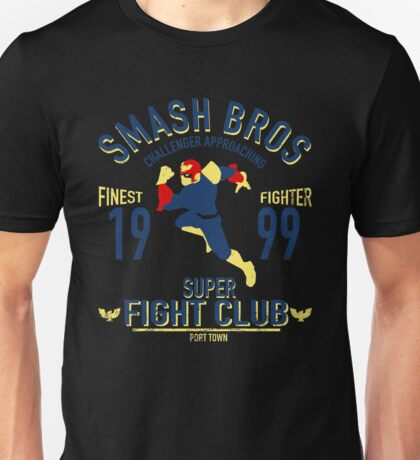 Port town Fighter Unisex T-Shirt