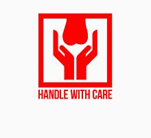 Handle With Care - Fragile Men's Baseball ¾ T-Shirt