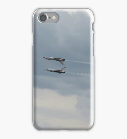 Air Force Show - Airplane 4 iPhone Case/Skin