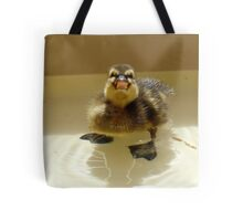 NO.... I'm Not Coming Out!!! - Mallard Duckling - NZ Tote Bag