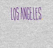 Los Angeles LAL - City Scroll Unisex T-Shirt